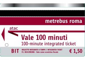 biglietto bus roma