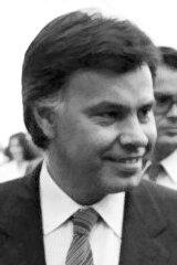 Il leader socialista Felipe Gonzàalez