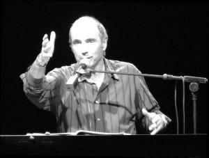 il cantautore catalano Lluis Llach