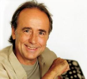 Joan Manuel Serrat, uno dei cantautori spagnoli più amati