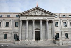 Congreso de los Diputados, Madrid (Spagna)
