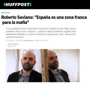 saviano spagna